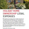 Holiday home legal expenses insurance: what it covers