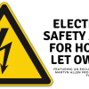 Electrical Safety Advice for Holiday Let Owners