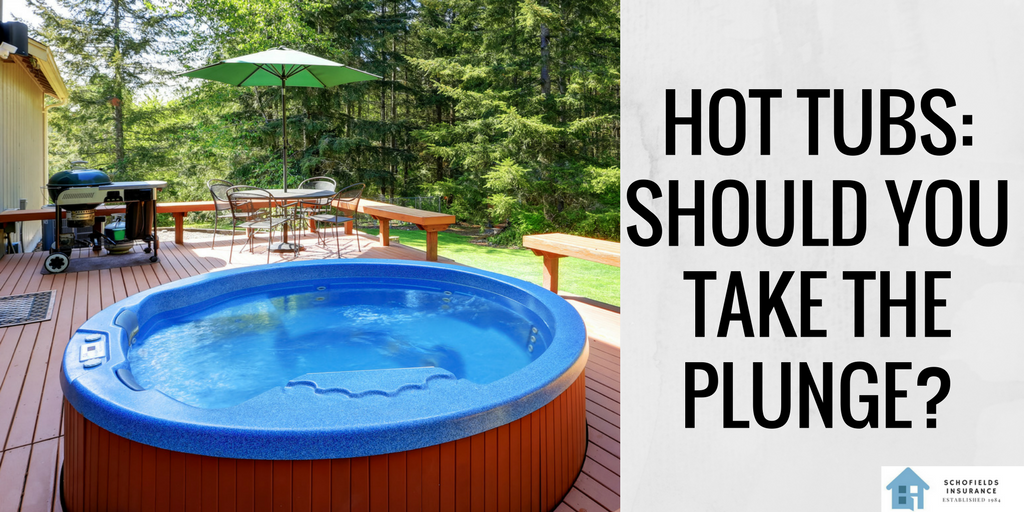 Hot tub maintenance advice for holiday cottages