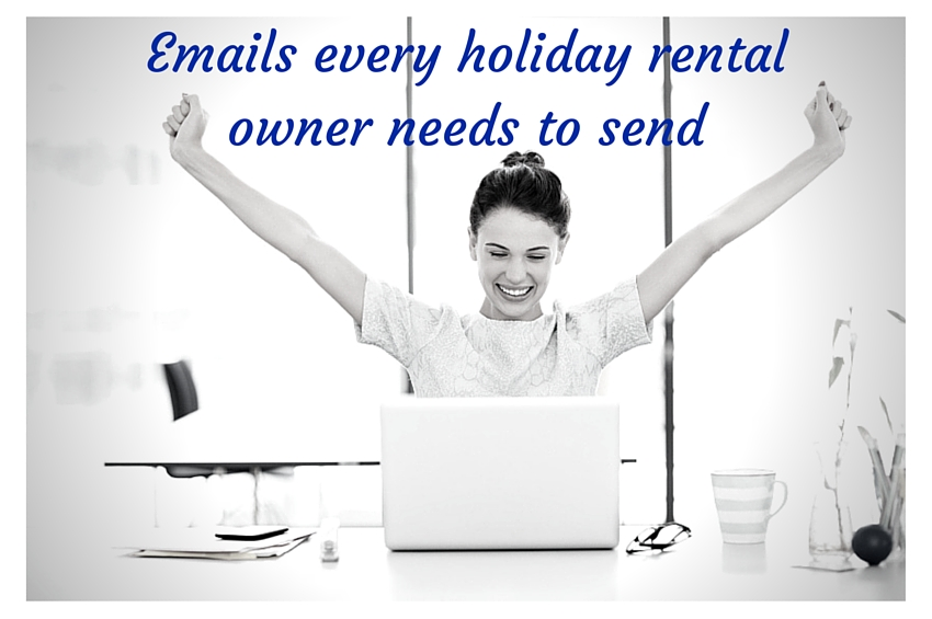 9 Free email templates for holiday rental owners