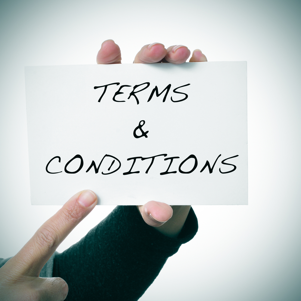 booking terms and conditions template - holiday home booking terms conditions template