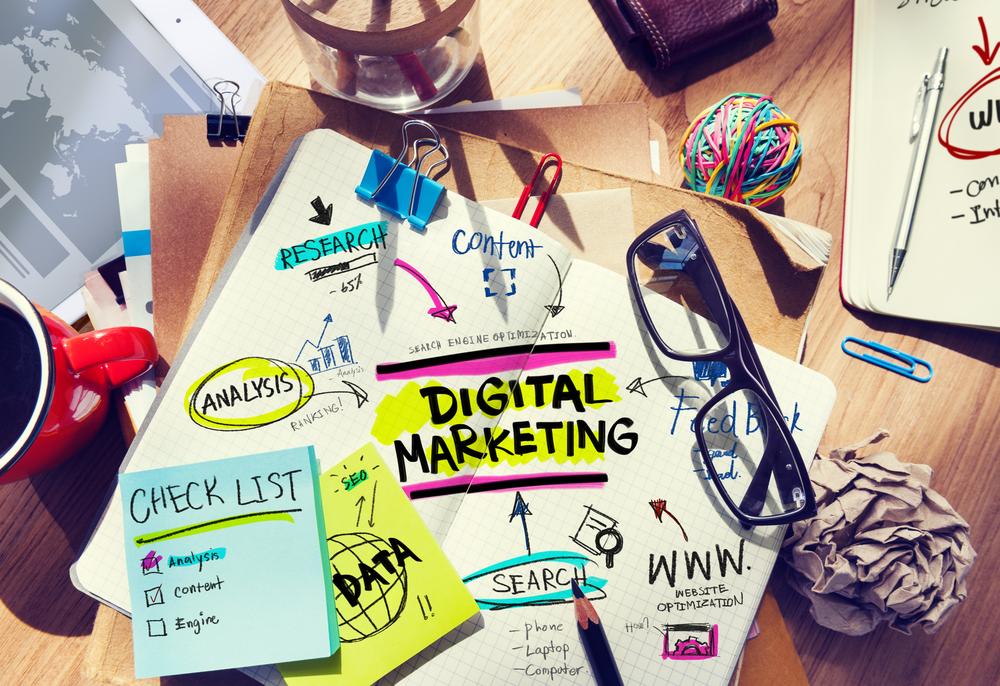 Digital marketing brainstorm