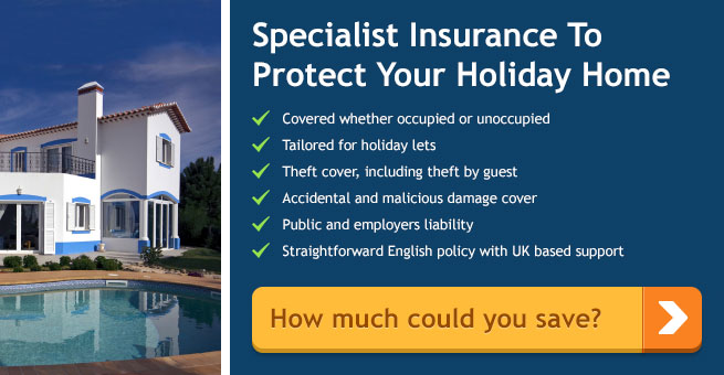 Holiday Home Insurance Portugal