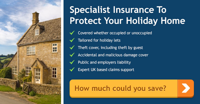 UK Holiday Home Insurance
