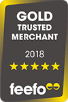 Gold Trusted Merchant 2018